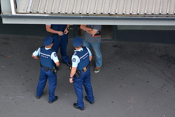 Police engagement