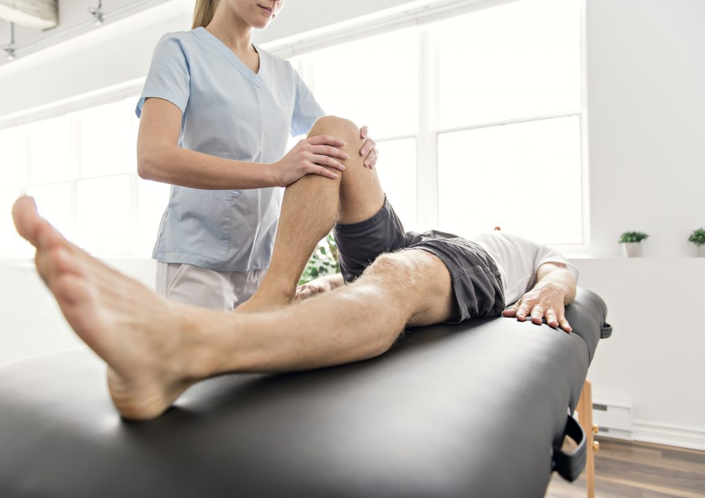 Physio appointment